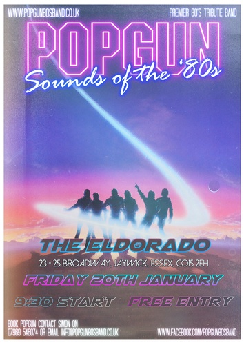 Popgun-80s-Eldo-Bar-&-Music-1/20/2017
