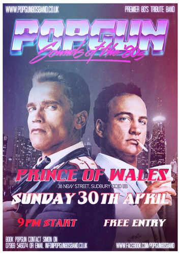 Popgun-80s-Prince of Wales 4/30/2017