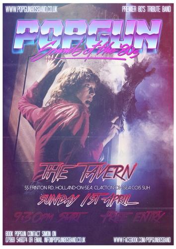 Popgun-80s-The-Tavern-4/1/2018