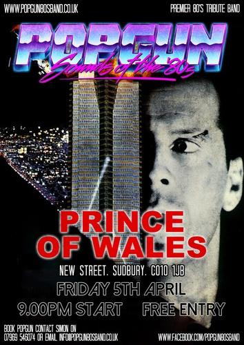 Popgun-80s-Prince of Wales 4/5/2019