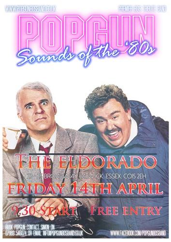Popgun-80s-Eldo-Bar-&-Music-4/14/2017