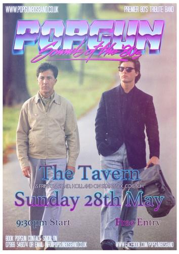 Popgun-80s-The-Tavern-5/28/2017