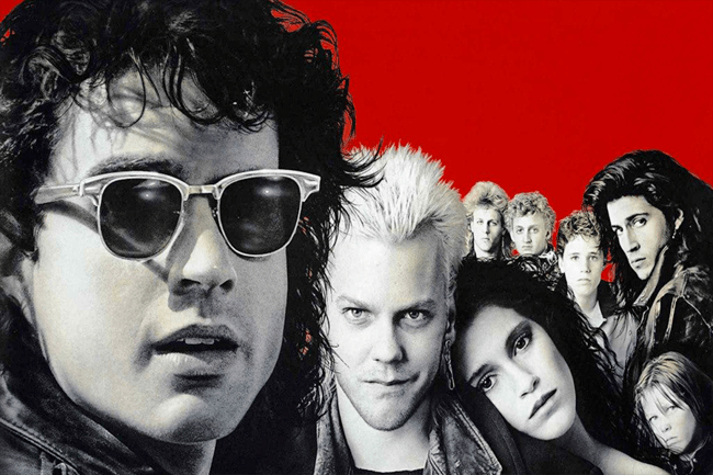 The Lost Boys Revisited 30 years on