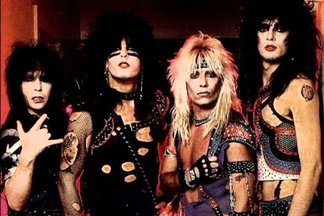 Girls, Girls, Girls... and some awesome songs....The finest songs from Motley Crue's finest album.