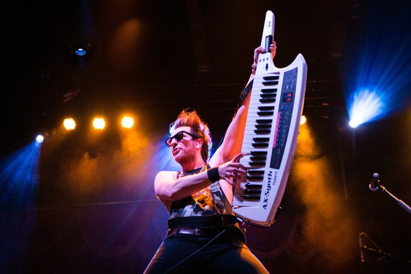 phil keytar london 80s night
