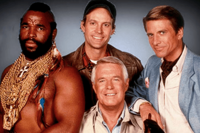 Five reasons why I loved the A Team