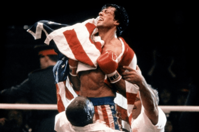 Sylvester Stallone, much more than just an 80's action hero