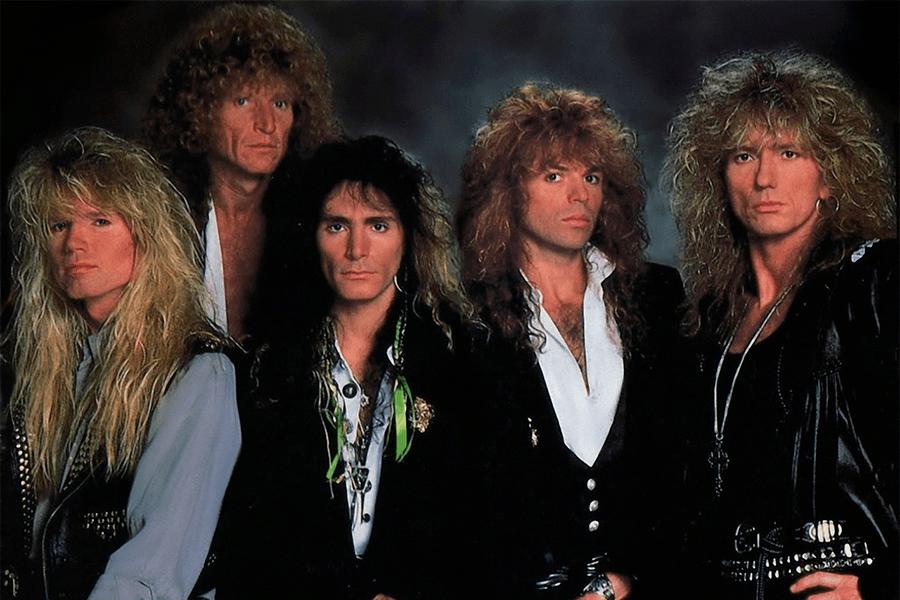 The Story of Whitesnakes Career Defining Album 1987 - Popgun Sounds of the  80s